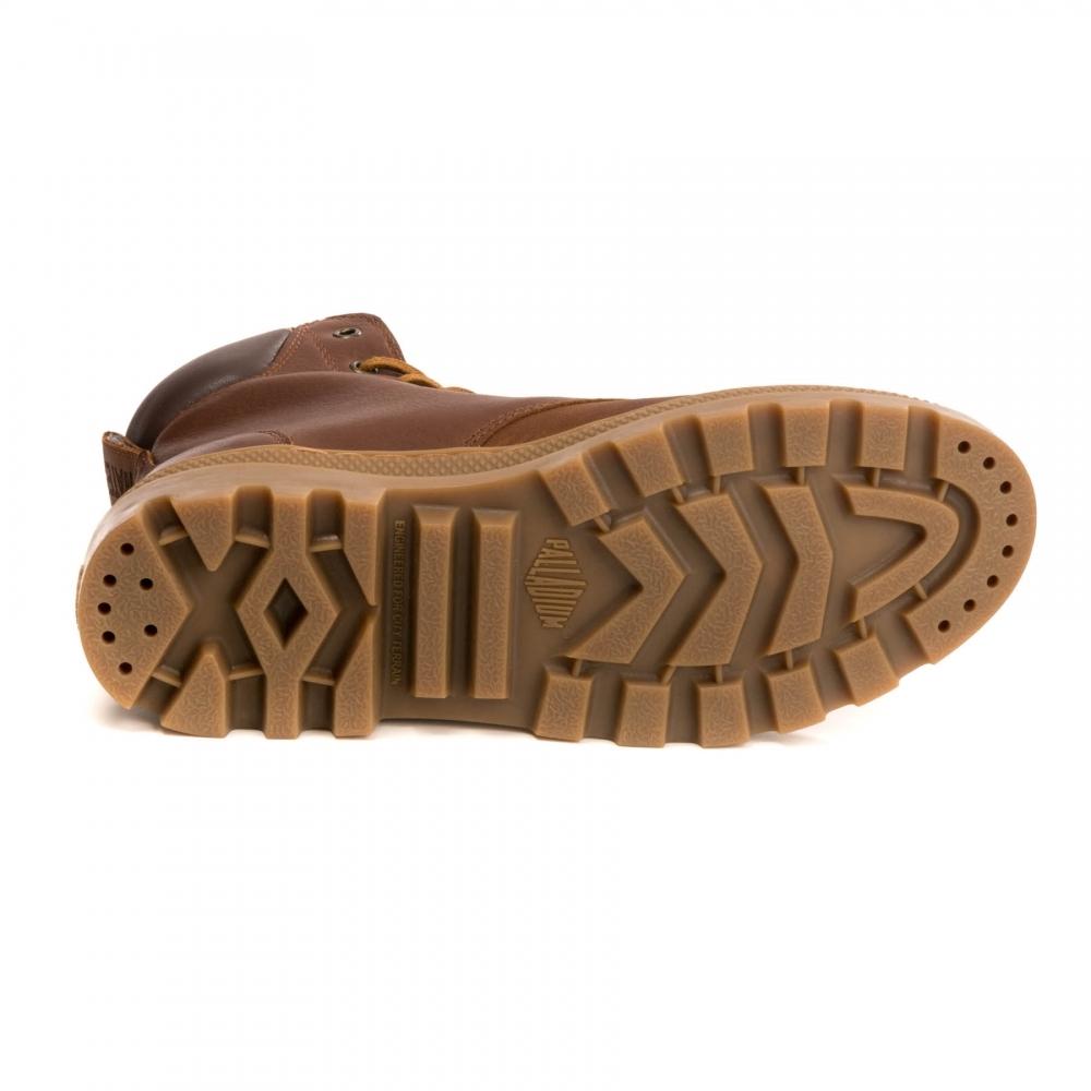 451fba366ec Palladium Pallabosse SC WP Leather Mens Shoe - Schuhe from CHO ...