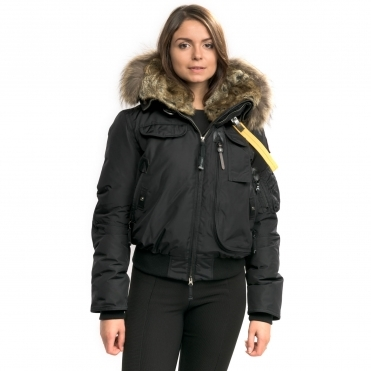 Parajumpers Gobi Womens Hooded Bomber Jacket