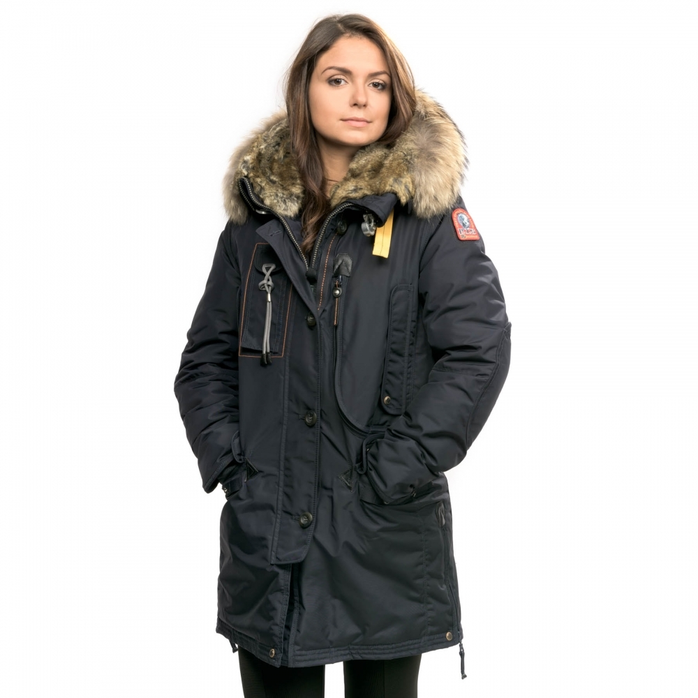 020503fb61f Parajumpers Kodiak Womens Hooded Long Parka - Christmas Gifts For ...