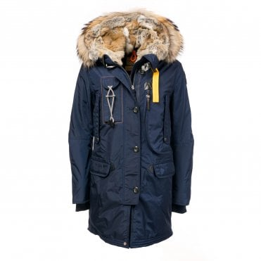 Parajumpers Kodiak Womens Hooded Long Parka