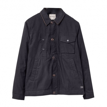 Parka London Cord Collar Mens Jacket