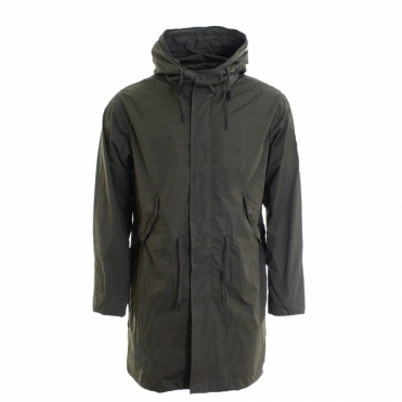 Parka London Essential Rain Mens Parka