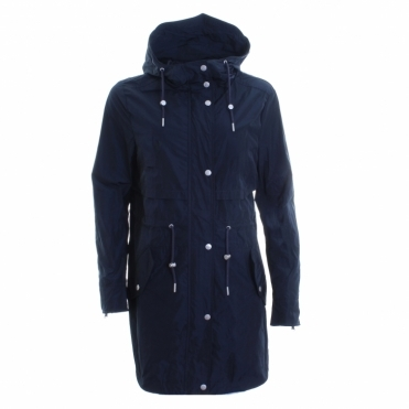 Parka London Essential Transitional Womens Parka