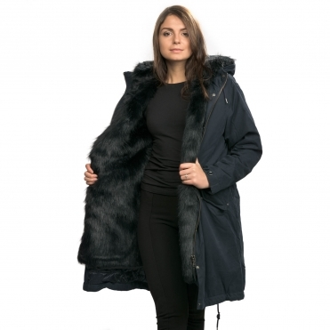 Parka London Military Womens Parka
