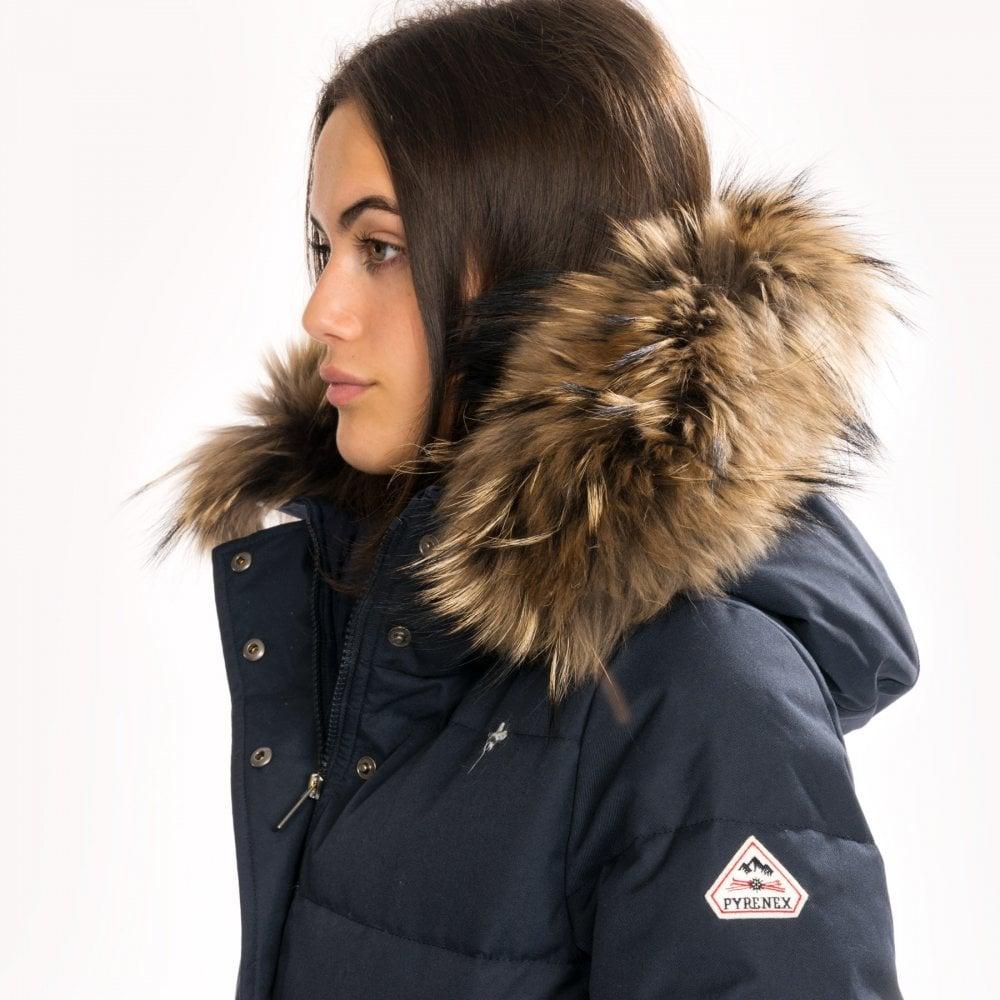 Pyrenex Pyrenex Grenoble Fur IntL Womens Jacket