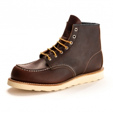 Red Wing 6 Inch Moc Toe Mens Boot