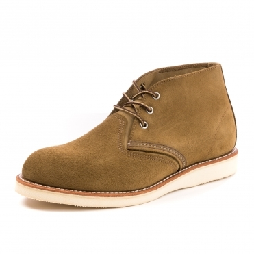 Red Wing Chukka Mens Boot