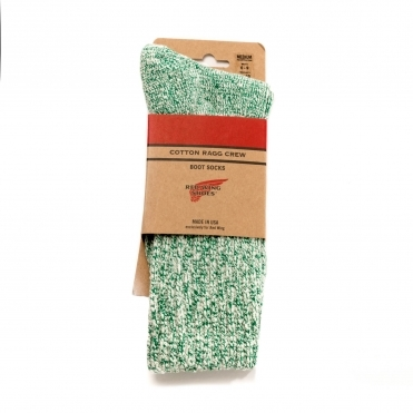 Red Wing Cotton Ragg Socks
