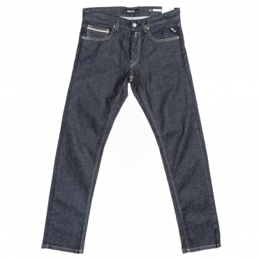 Replay Grover Straight Fit Mens Jeans