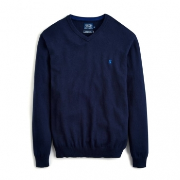 Retford V-Neck Mens Jumper (W)