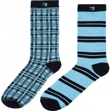 Scotch & Soda Mens Classic Sock