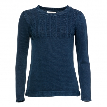 Seasalt Woodsmoke Womens Jumper