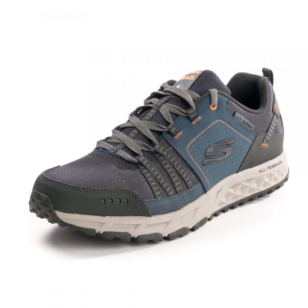 SKECHERS ESCAPE PLAN Shoes Mens Memory Foam Hiking Trail