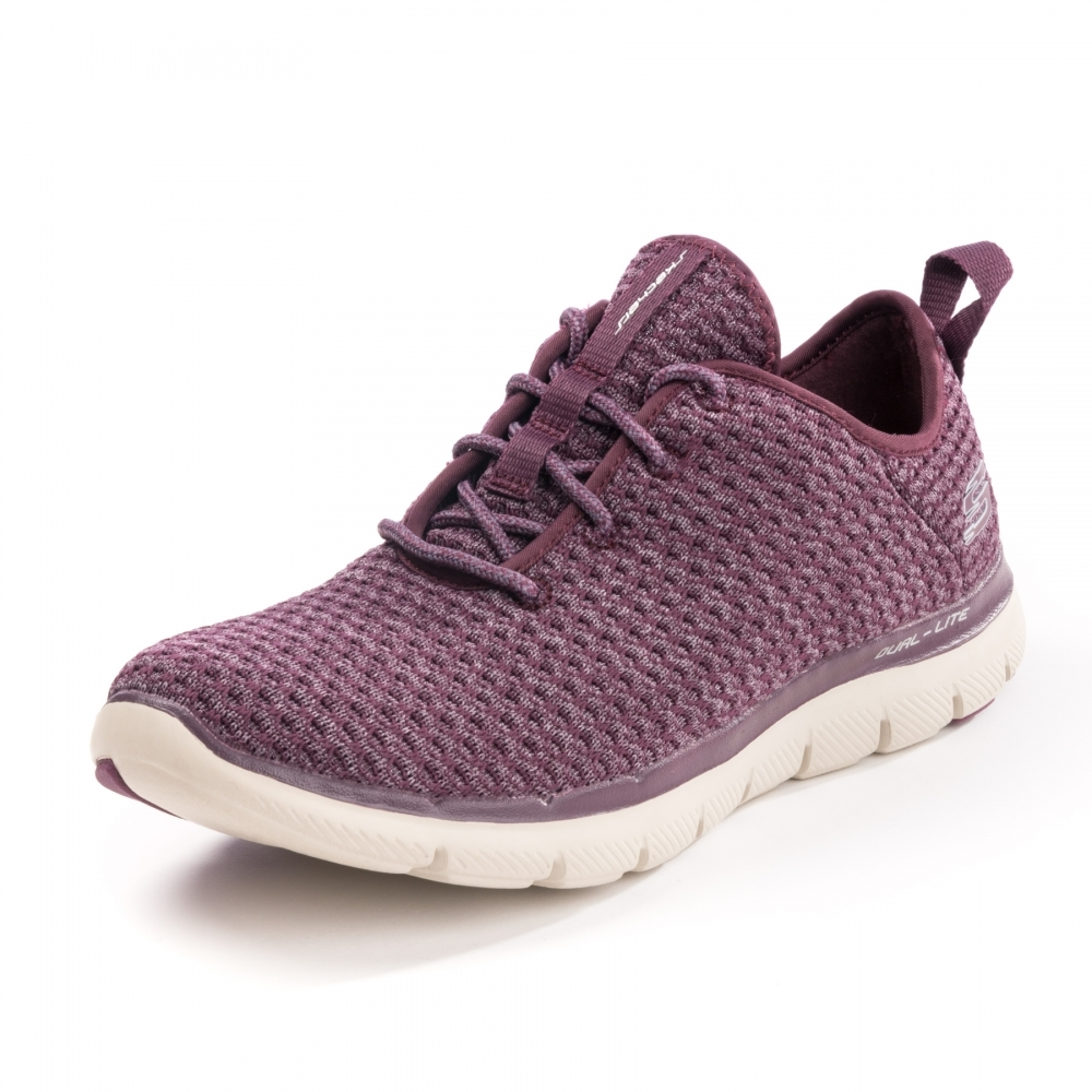 Skechers Skechers Flex Appeal 2.0 Bold Move Womens Trainer