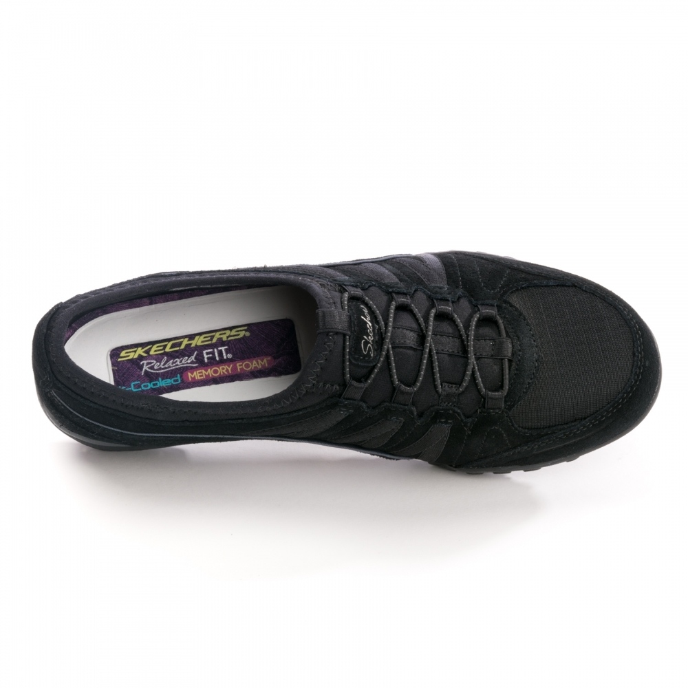 Skechers Skechers Relaxed Fit Breathe Easy Moneybags Womens Trainer