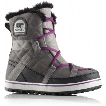 Sorel Glacy Explorer Shortie Womens Boot