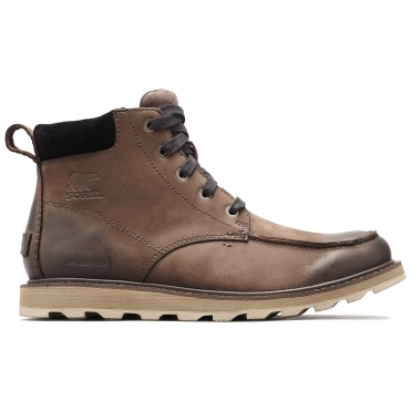 Sorel Madson Moc Toe Waterproof Mens Boot