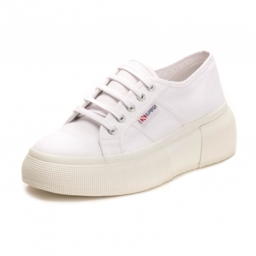 Superga 2287 Cotw Womens Bumper Trainer