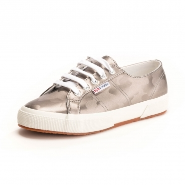 Superga 2750 Armychromw Womens Shoe