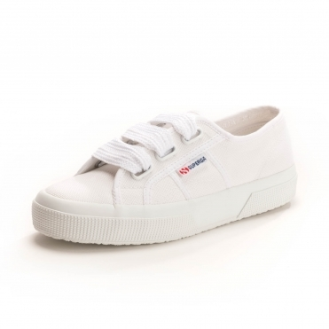 Superga 27750 Cotw Big Lace Womens Shoe