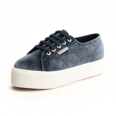 Superga 2790 Velvetchenillew Womens Shoe