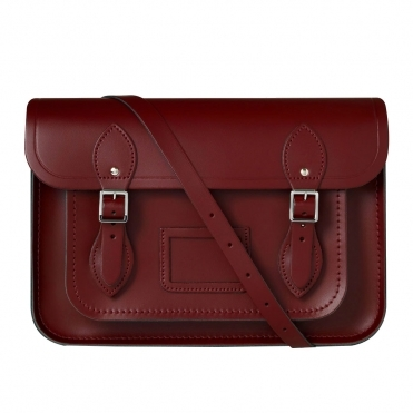 The Cambridge Satchel Company 13 Magnetic Satchel - Oxblood