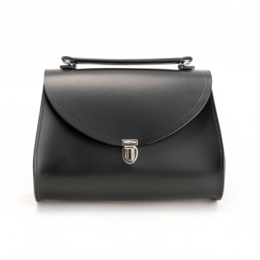 The Cambridge Satchel Company Poppy Bag - Black