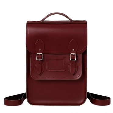 The Cambridge Satchel Company Portrait Backpack - Oxblood