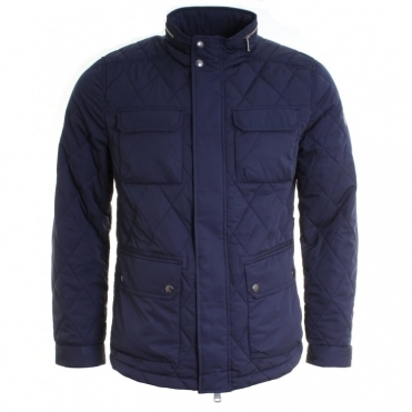 The Field Quilt Mens Jacket