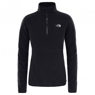 The North Face 100 Glacier 1/4 Zip Womens Fleece