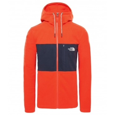 The North Face Blocked Full Zip Mens Jacket HD