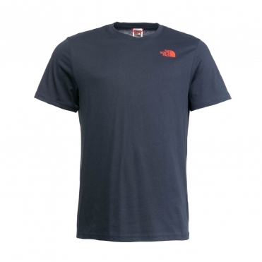 The North Face SS Redbox Celebration Mens Tee