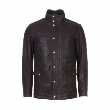 The Nubuck Double Decker Mens Jacket