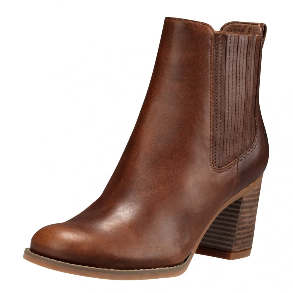 Atlantic Heights Covered Gore Womens Chelsea Boot