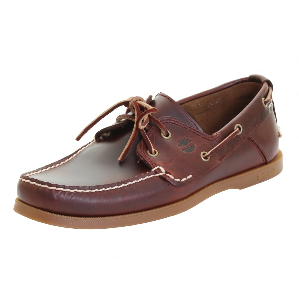 Timberland Timberland Earthkeepers Heritage Mens Boat Shoe