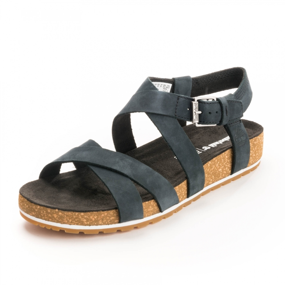 Blue TIMBERLAND Sandals MALIBU WAVES ANKLE