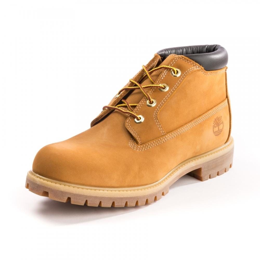 Premium Waterproof Mens Chukka Boot