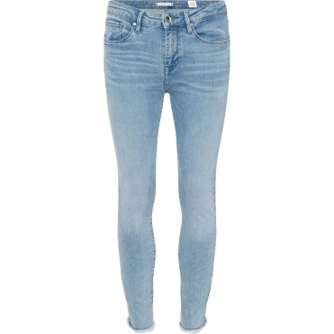 Tommy Hilfiger Womens Como Skinny Raw Jeans