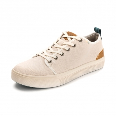 TOMS Birch Heritage Canvas Mens Trvl Lite Low Mens Sneakers