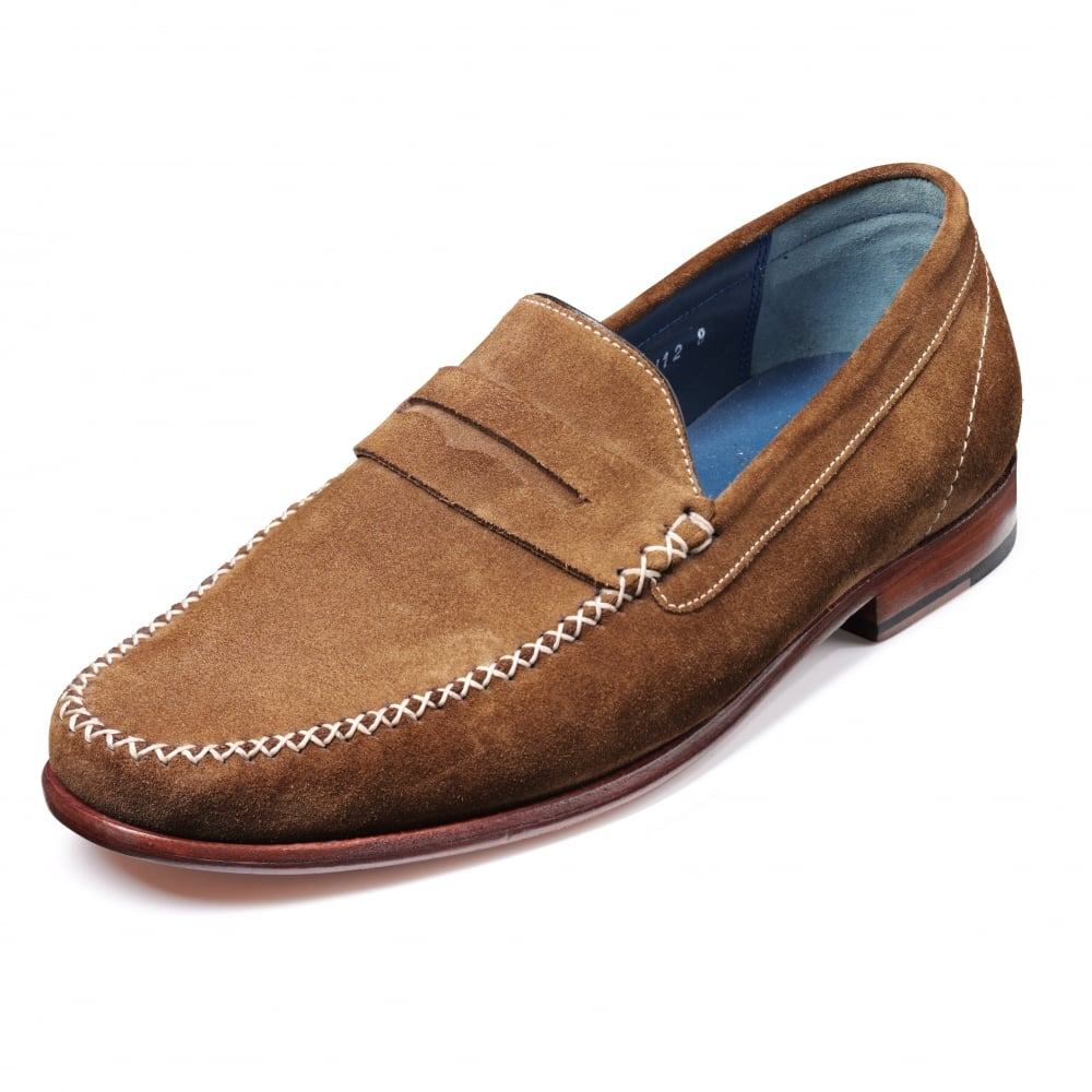 Sweeney London Contrast Leather Shoes