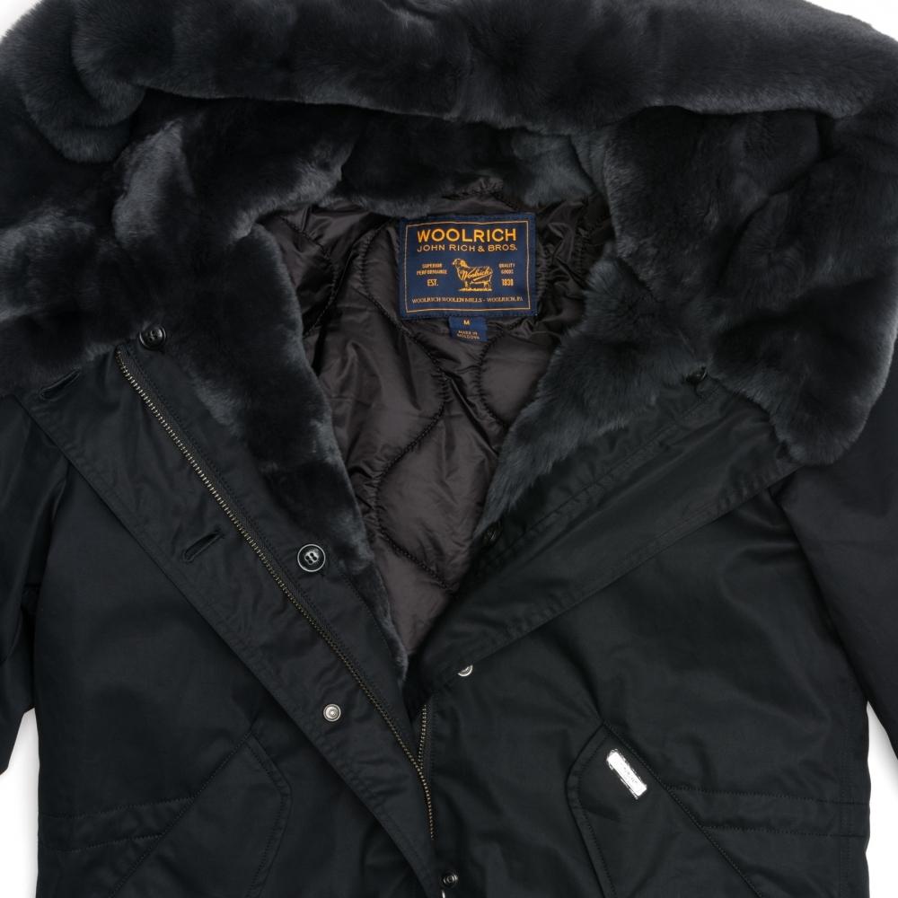 separation shoes 405eb 91768 Woolrich Woolrich Literary Rex Eskimo Womens Jacket