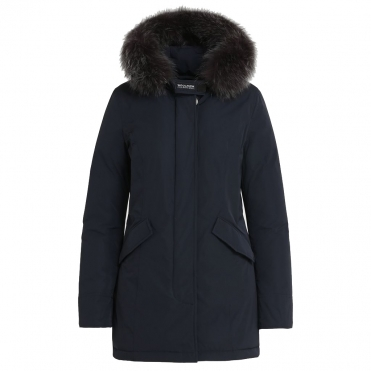Woolrich Luxury Arctic Fox Womens Parka