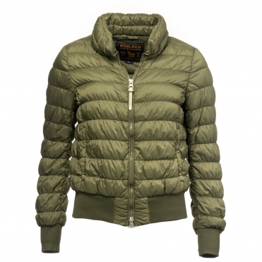 Woolrich Mercer Womens Bomber Jacket