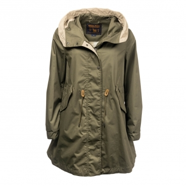 Woolrich Over Womens Parka